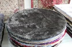 שטיחים עגולים במידות שונות