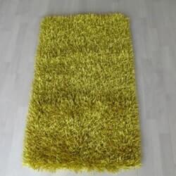 שטיחי שאגי לסלון - צבע ירוק