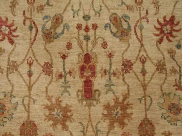 שטיחים פרסיים מדגם זיגלר מקורי