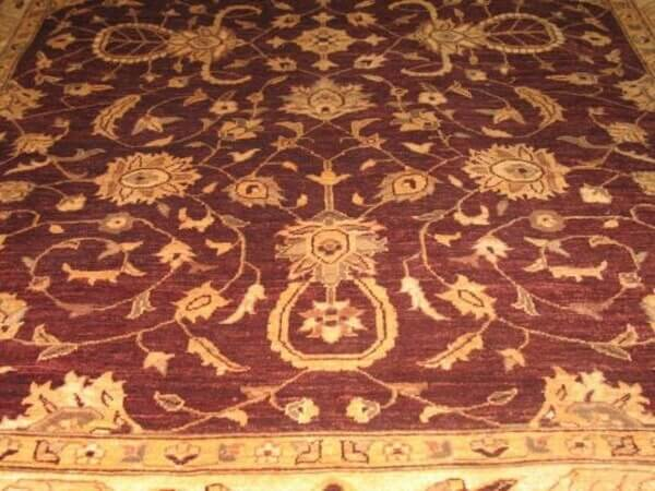 שטיח פרסי זיגלר מקורי עבודת יד