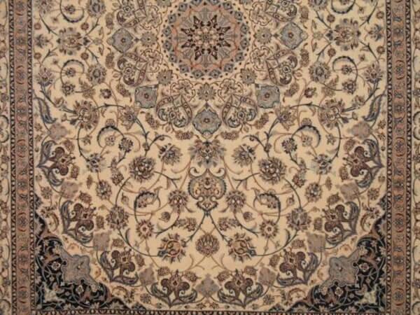שטיחים פרסיים עבודת יד - זיגלר. דוגמה אוטנטית