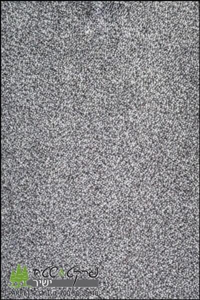 שטיחים מסיב ניילון אפור בהיר