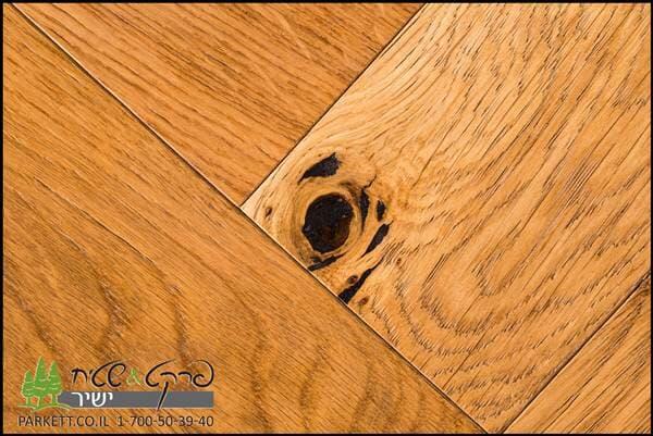 תמונה 2 פרקט עץ גושני