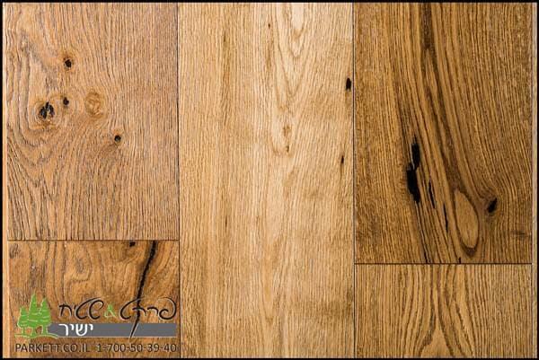 תמונה 4 פרקט עץ גושני