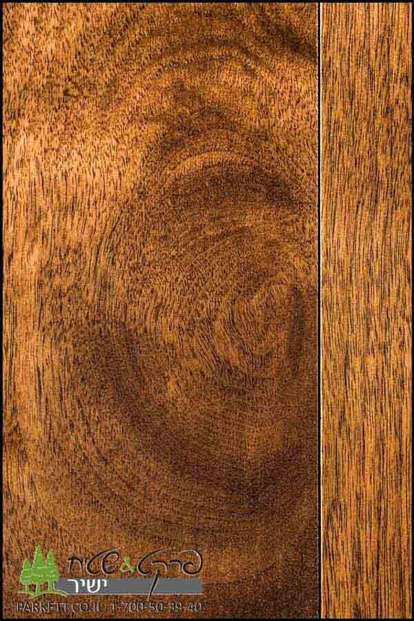 פרקט עץ אלון תלת שכבתי