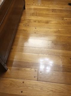 פרקט אלון גושני מעץ