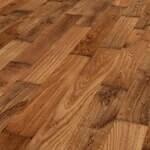 פרקט למינציה עץ טיק B54